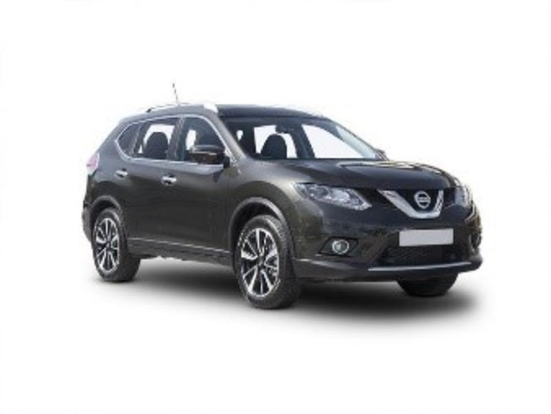New Nissan X-Trail 66 Plate Vehicle
