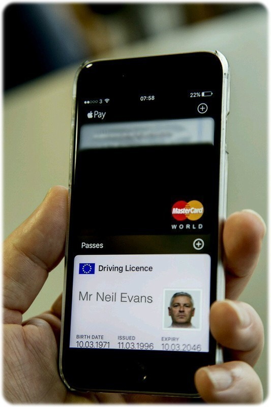 Digital-Driving-Licence-app