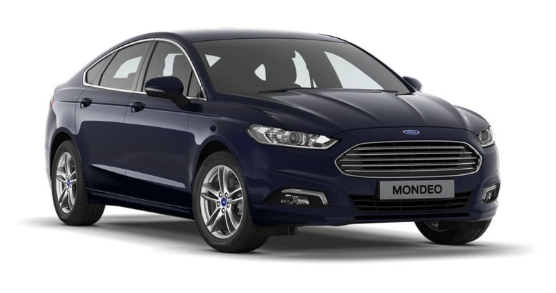 2017 Ford Mondeo Hatchback Exterior View