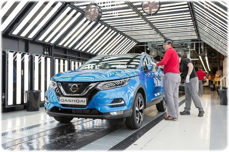 qashqai front right side