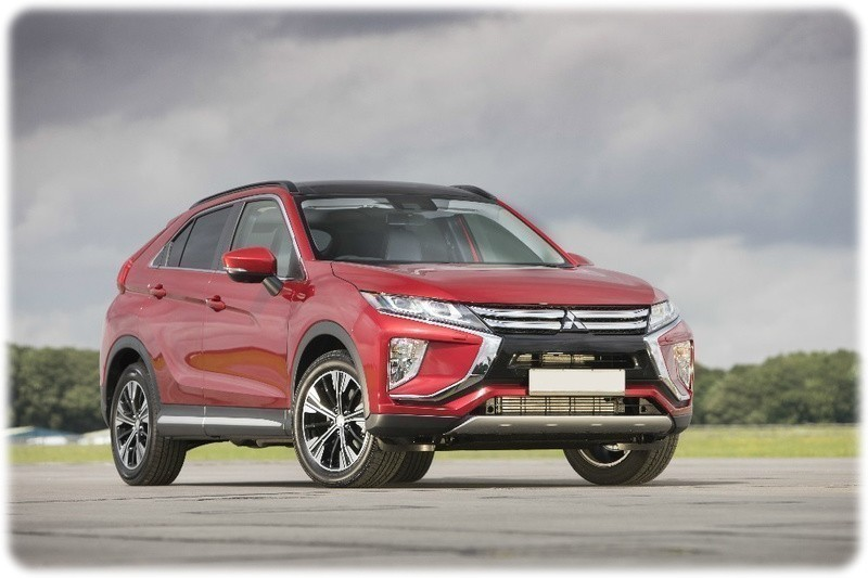 2018_Mitsubishi_Eclipse_Cross_Front