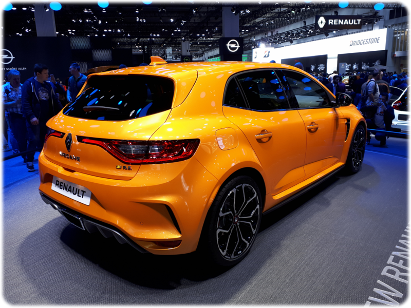 megane rear right