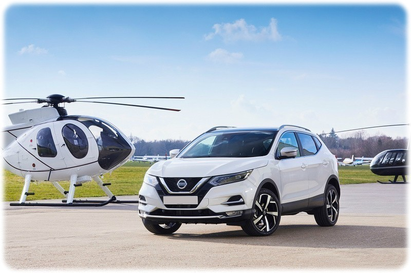 2018 New Nissan Qashqai with ProPILOT