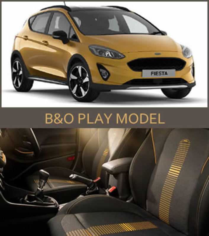 B and O Active Fiesta model
