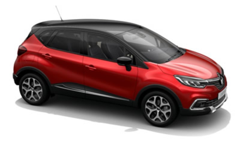 New Renault Captur Exterior Photo