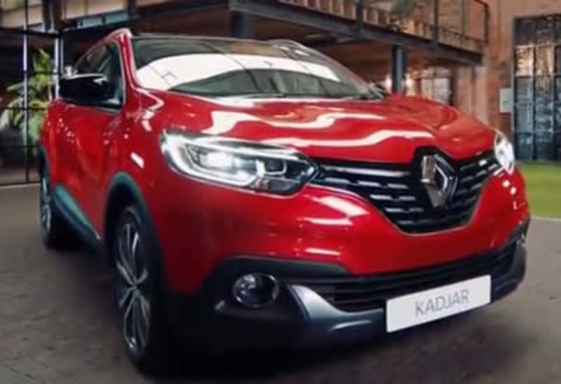 2019 Renault Kadjar Exterior Photo