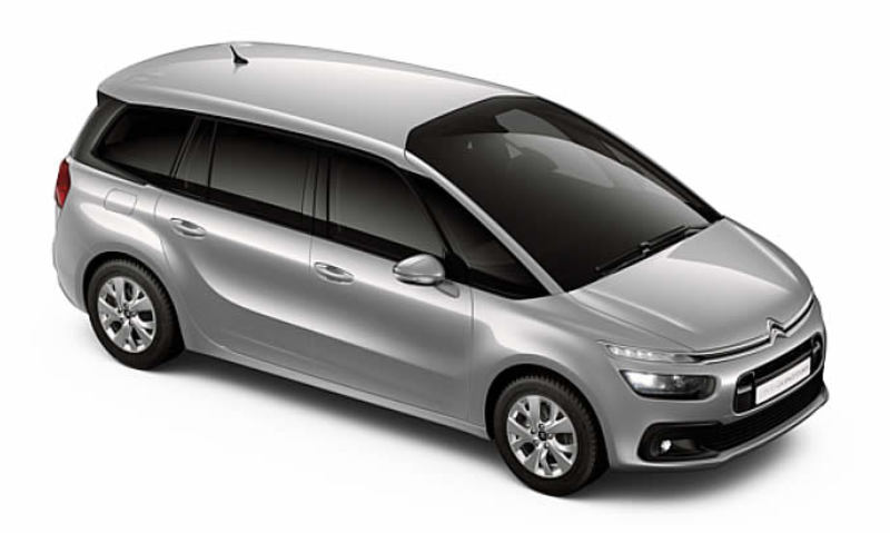 2019 Citroen Grand C4 SpaceTourer Exterior
