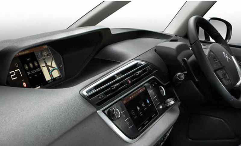 2019 Citroen Grand C4 SpaceTourer Interior
