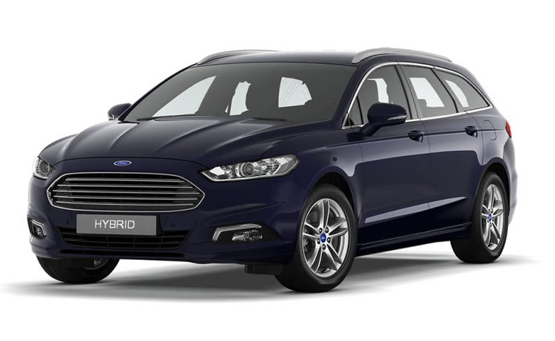 2019 Ford MOndeo Hybrid Exterior