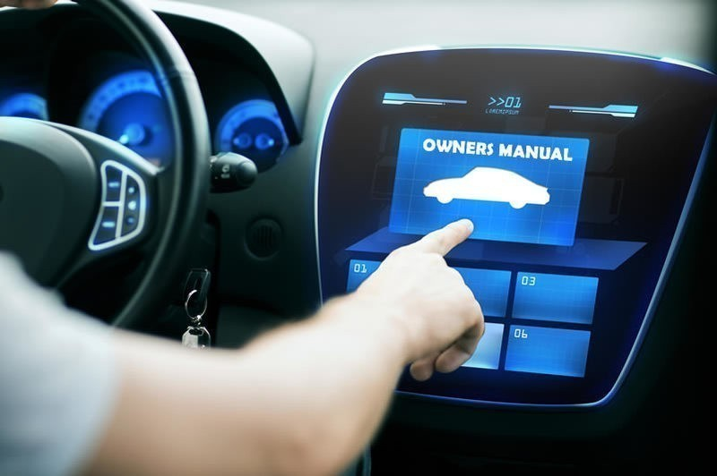 digital car owners manual