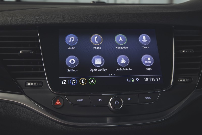 2019 Astra Infotainment