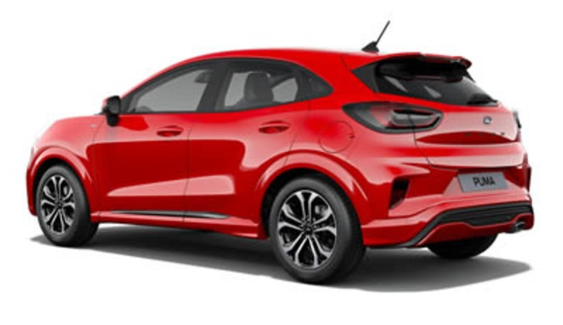 2020 Ford Puma ST Line - Racing Red