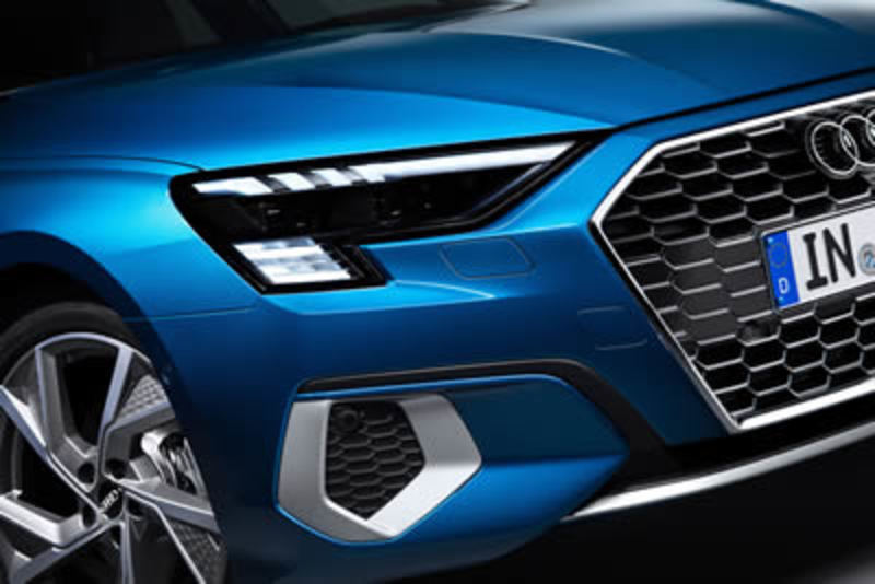 2020 Audi A3 new front grille