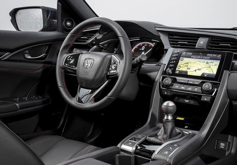 2020 Civic Interior