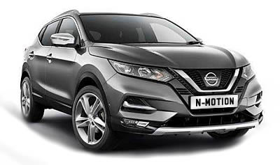 New MY20 Qashqai Line-Up Sees Return Of N-Motion Trim