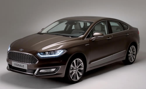 Ford To Cease Mondeo Production From March 2022