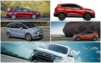 Top 5 new cars with low tax and emissions