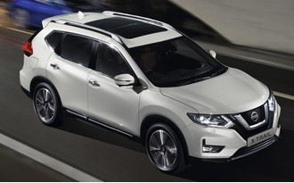New Nissan X-Trail Engines Improve Running Costs