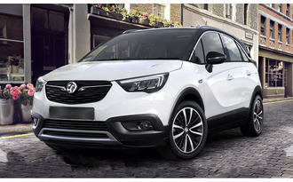 New Vauxhall Crossland X Review