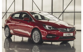 New Vauxhall Astra Details | Release Date