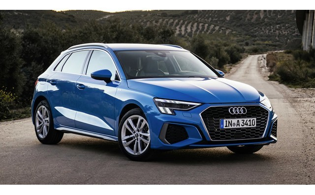 New Audi A3 Available To Order Now